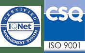 Certificazione IQNet - ISO 9001