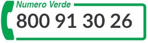 Numero Verde 800913026